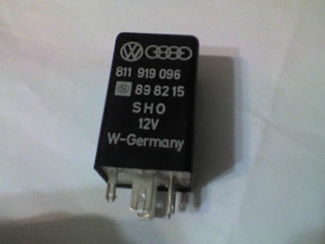 Пирбург 2Е2 (811 919...  В общем мои вопросы решены кажется.  К проводке подключены только клеммы SAS, 15, 31, 1...