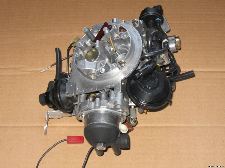 пирбург 2е2 схема подключения вакуумных трубок