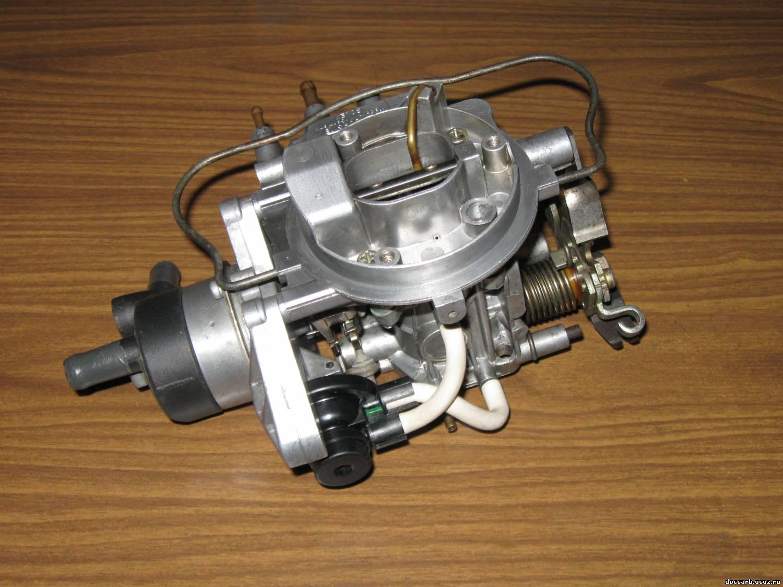 Схема карбюратора pierburg 2e 157